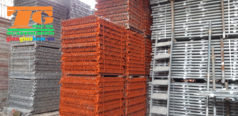 Wedge Scaffolding is one of the most quality rental of Tran Gia Company